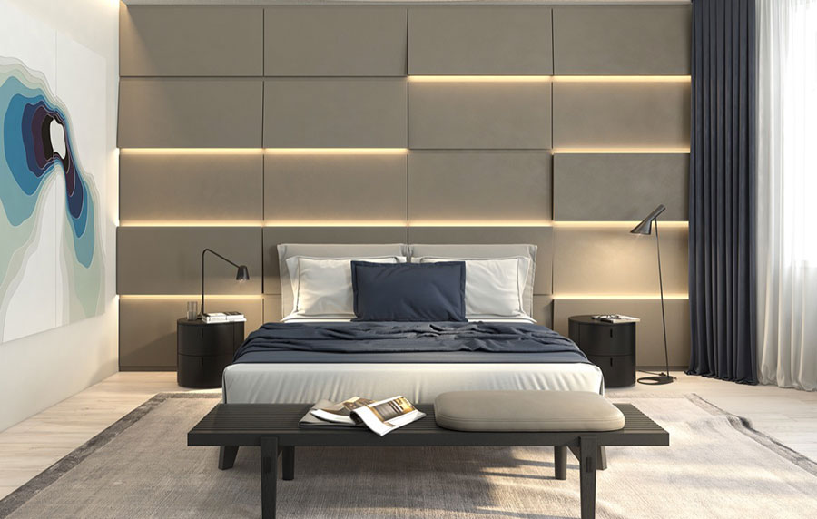 Preferenza Camera da Letto Beige: 20 Idee di Arredo dal Design Moderno  LY56