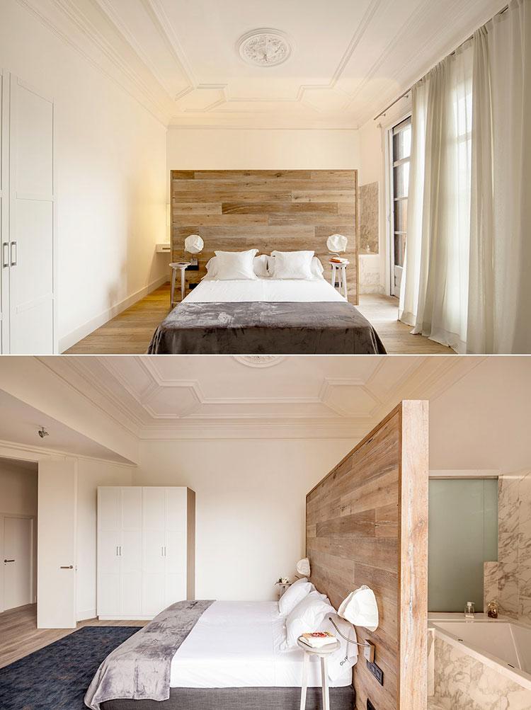 Idee per arredare una camera da letto beige n.13