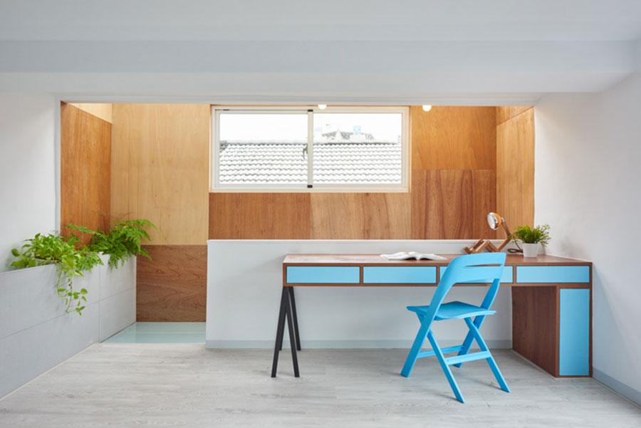Idee per arredare una casa da sogno con interni in legno dal design moderno n.19
