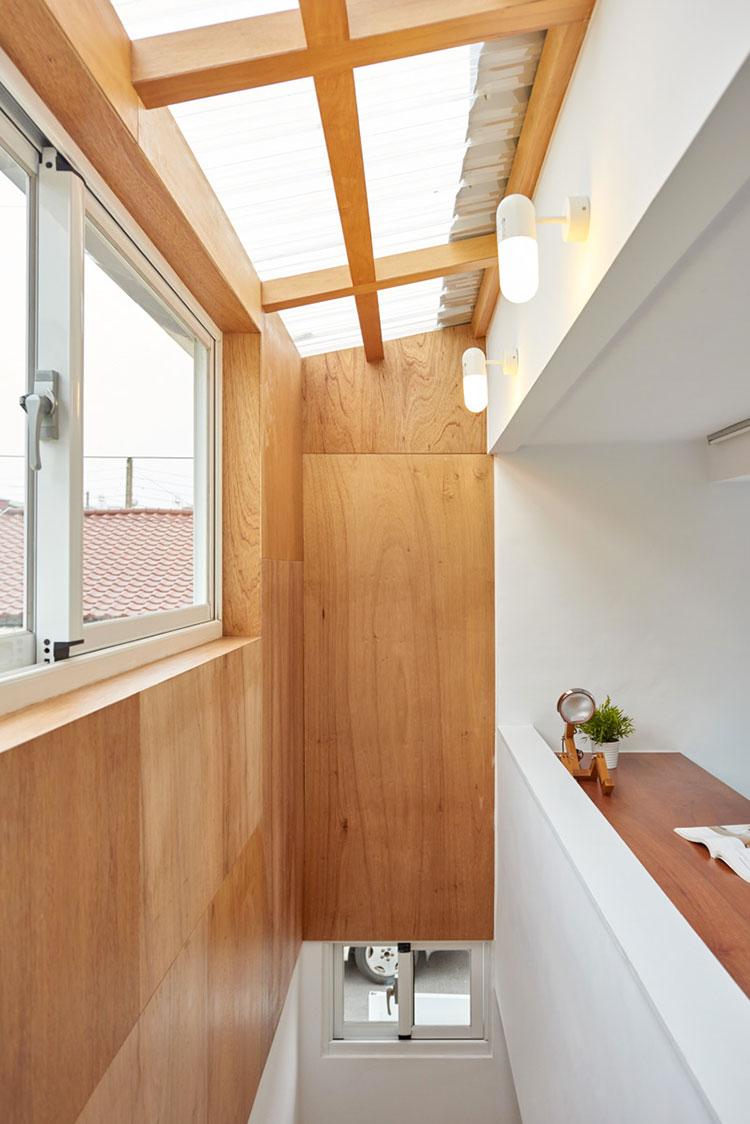 Idee per arredare una casa da sogno con interni in legno dal design moderno n.20
