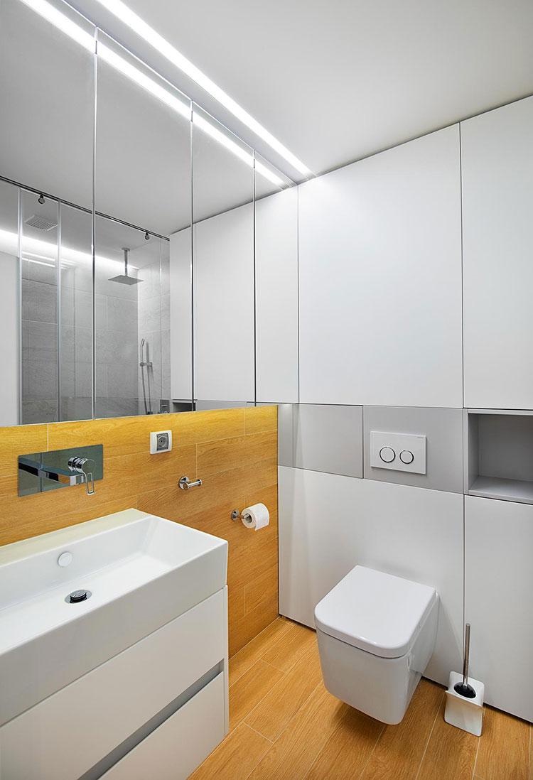 Idee per arredare una casa da sogno con interni in legno dal design moderno n.26