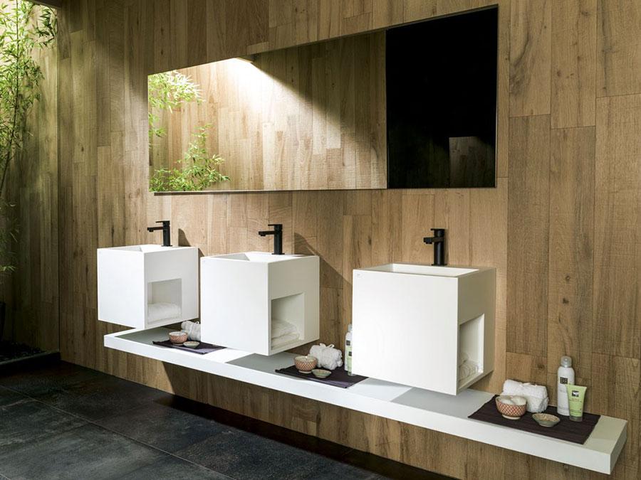 Lavabo bagno sospeso dal design moderno n.06
