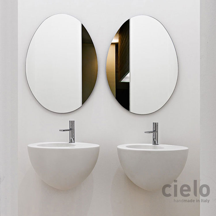 25 modelli di lavabo bagno sospeso dal design moderno for Lavabo design