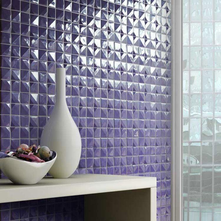 Rivestimento per parete di cucina dal design originale n.03