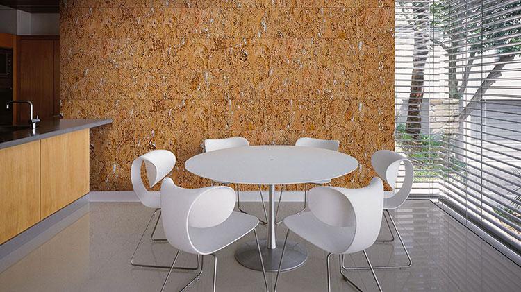 Rivestimento per parete di cucina dal design originale n.08