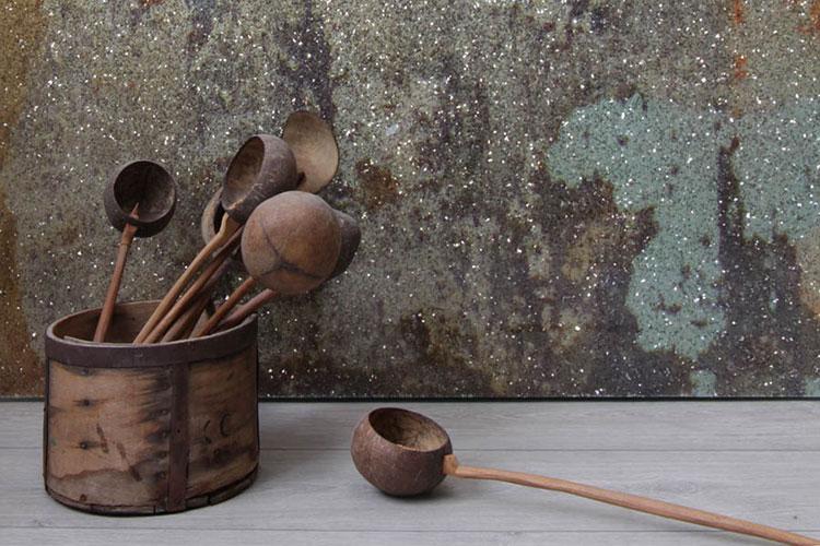 Rivestimento per parete di cucina dal design originale n.14