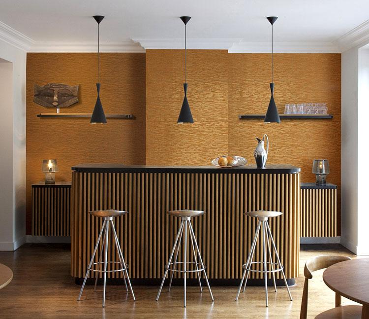 Rivestimento per parete di cucina dal design originale n.24