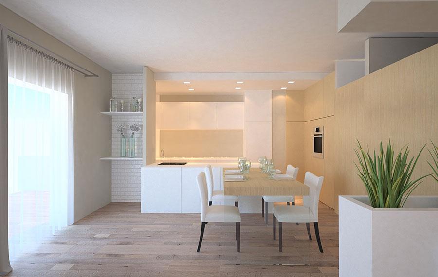 Come arredare una casa di 60 mq tante idee dal design moderno for Arredare casa di 40 mq