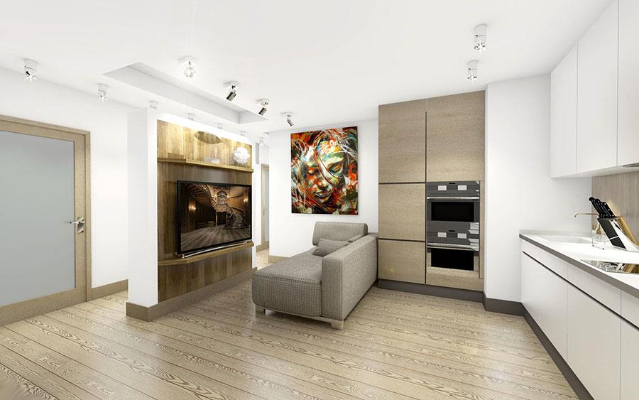 Come arredare una casa di 60 mq tante idee dal design for Arredare 60 mq