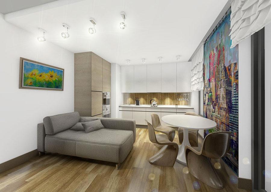 Come arredare una casa di 60 mq tante idee dal design for Arredare 15 mq