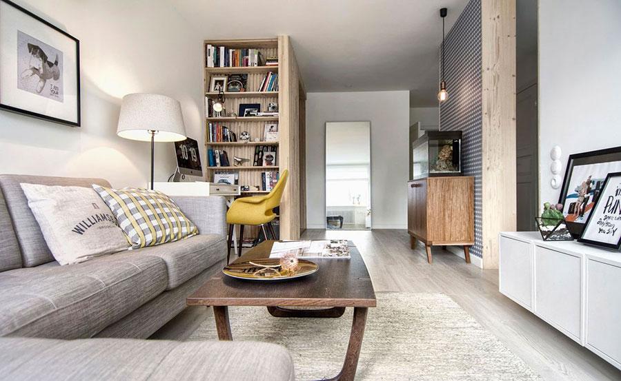 Come arredare una casa di 60 mq tante idee dal design for Progetti di arredamento