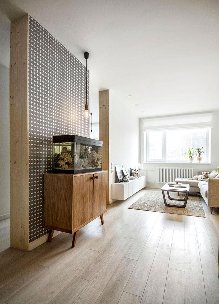 Come arredare una casa di 60 mq tante idee dal design for Arredare studio in casa