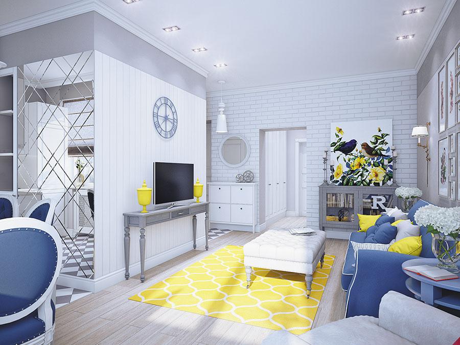 Idee per arredare una casa di 60 mq n.32
