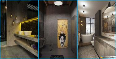 Bagno Stile Industriale: 50 Idee di Arredo dal Design Originale