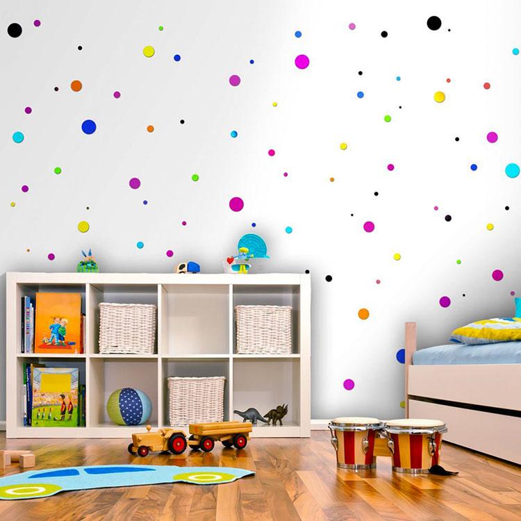 Carta da parati per camerette di bambini for Carta da parati camera ragazzi