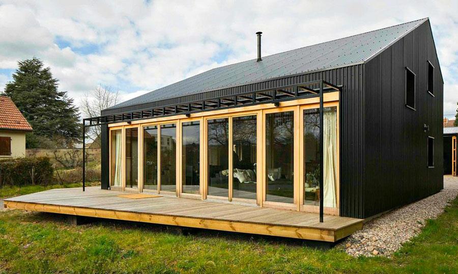 Casa in legno un progetto di design con costi dettagliati for Case in legno costi