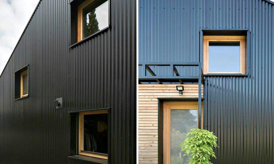 Progetto per casa in legno con costi dettagliati n.06