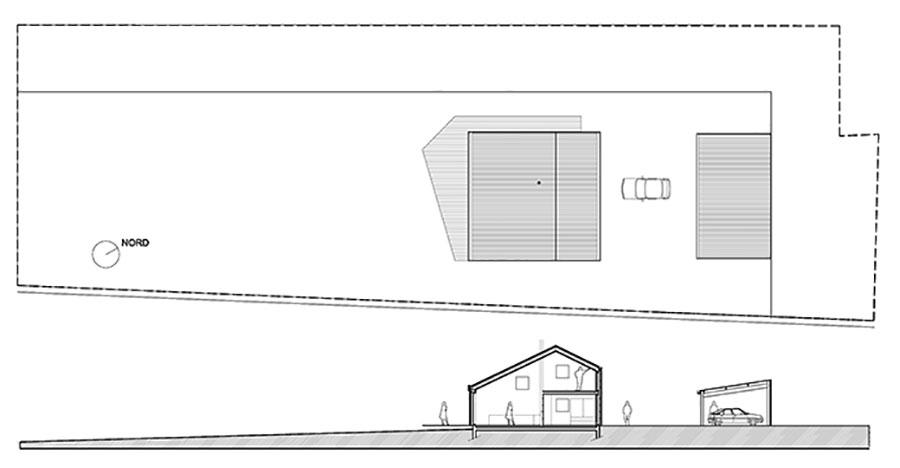 Progetto per casa in legno con costi dettagliati n.12