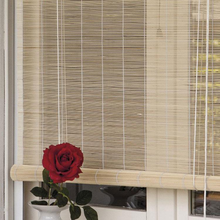 Modello di tende in bambù per interni o esterni n.03