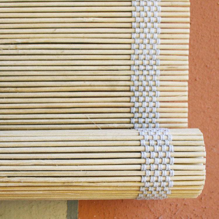Modello di tende in bambù per interni o esterni n.05