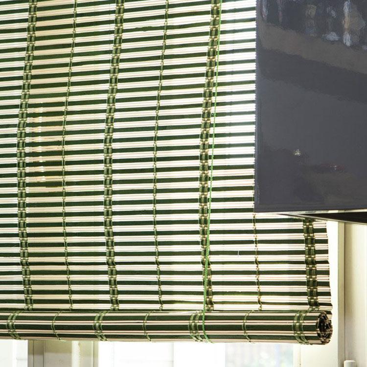 Modello di tende in bambù per interni o esterni n.06