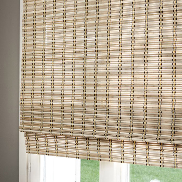 Modello di tende in bambù per interni o esterni n.07