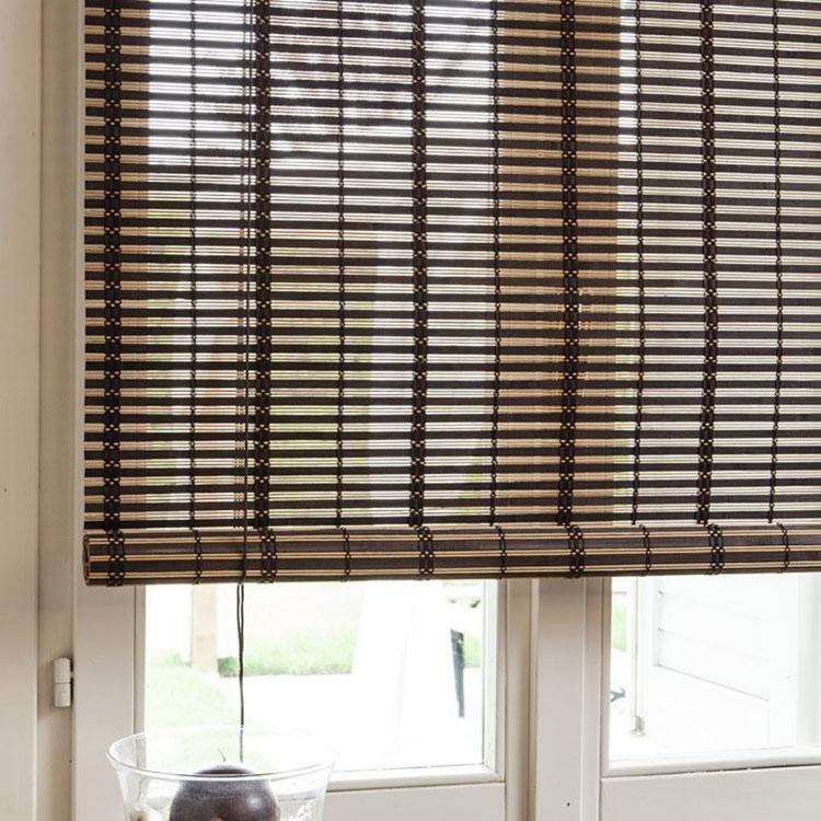 Modello di tende in bambù per interni o esterni n.08