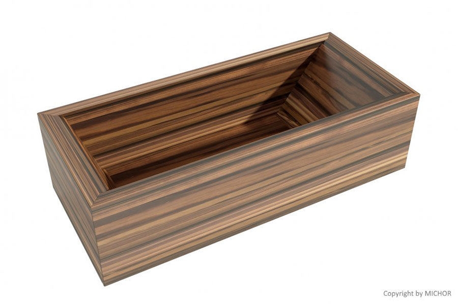 Vasca Da Bagno Occasione : Vasca da bagno in legno ecco alcuni fantastici modelli