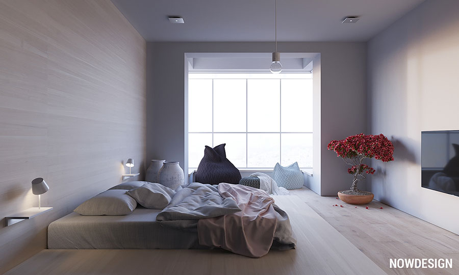 Idee per arredare un appartamento in stile minimal n.04