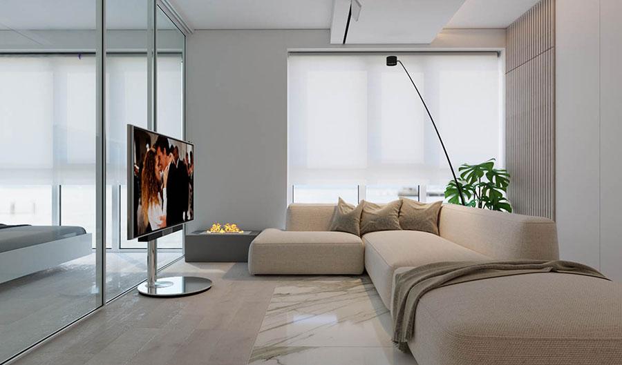 Idee per arredare un appartamento in stile minimal n.06
