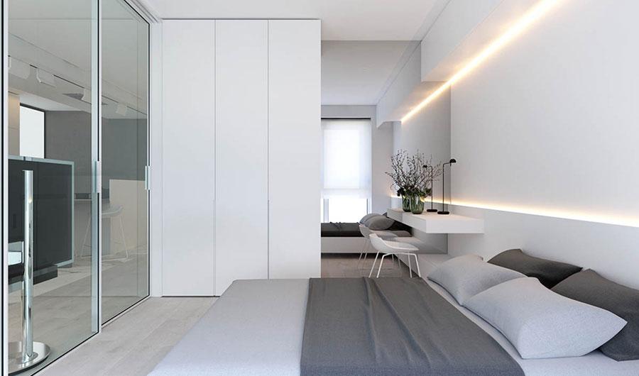 Idee per arredare un appartamento in stile minimal n.09