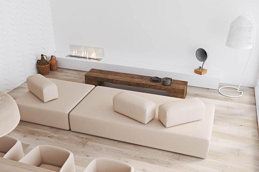 Idee per arredare un appartamento in stile minimal n.14