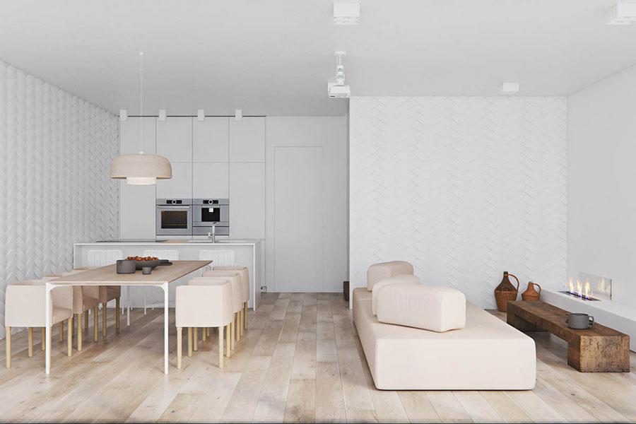 Idee per arredare un appartamento in stile minimal n.15