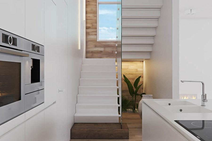 Idee per arredare un appartamento in stile minimal n.17