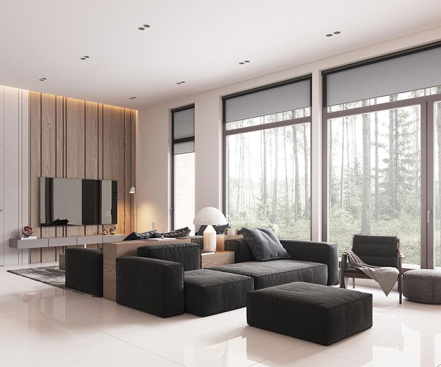 Idee per arredare un appartamento in stile minimal n.21
