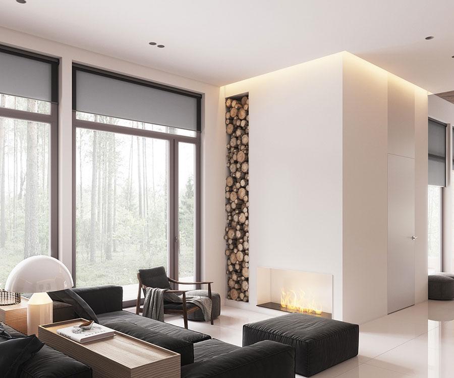 Idee per arredare un appartamento in stile minimal n.22