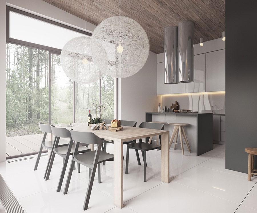 Idee per arredare un appartamento in stile minimal n.24