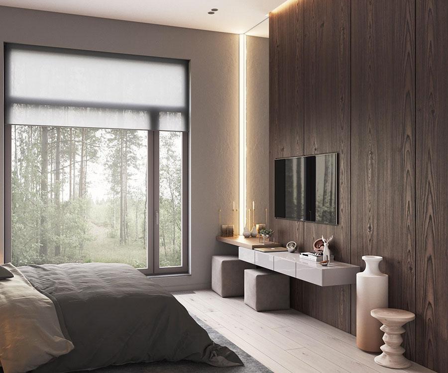 Idee per arredare un appartamento in stile minimal n.25
