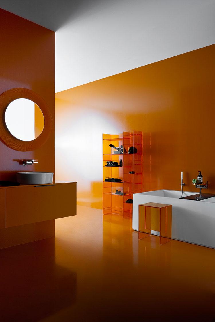 migliori marche di arredo bagno: mobili ed accessori di design ... - Kartell Arredo Bagno