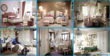 Camerette Classiche Romantiche: ecco 30 Modelli da Sogno