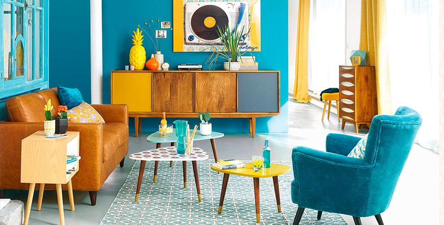 Mobili per soggiorno vintage