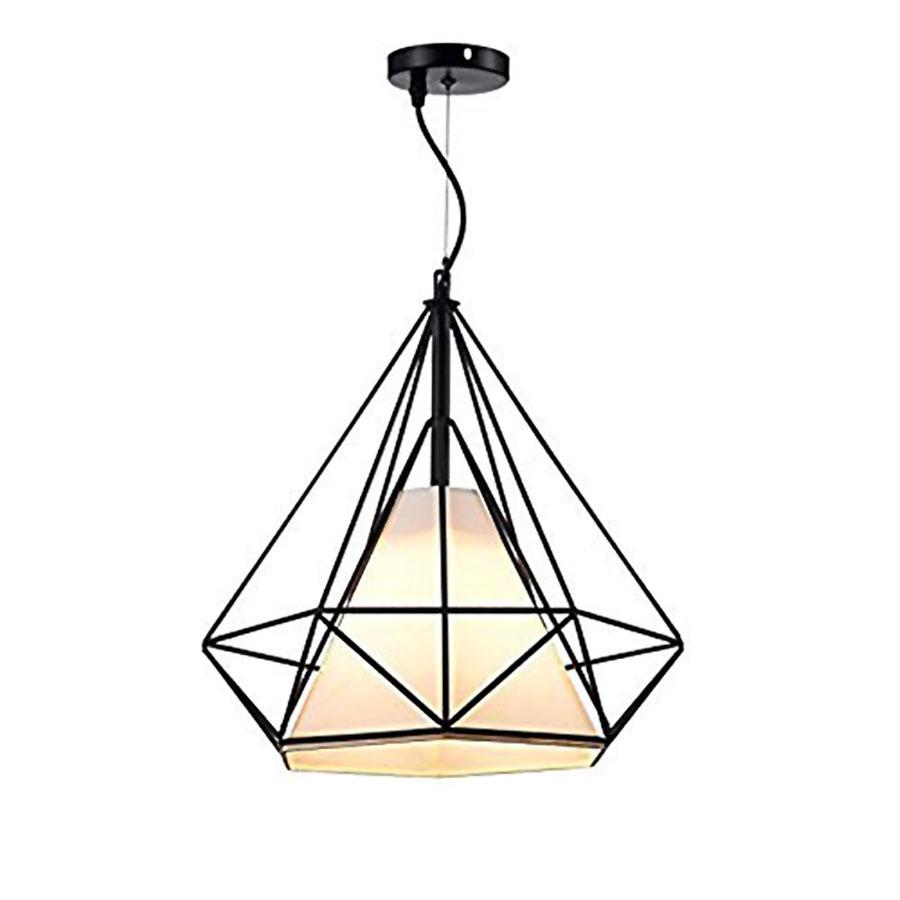 Modello di lampadario a sospensione in stile industriale n.08