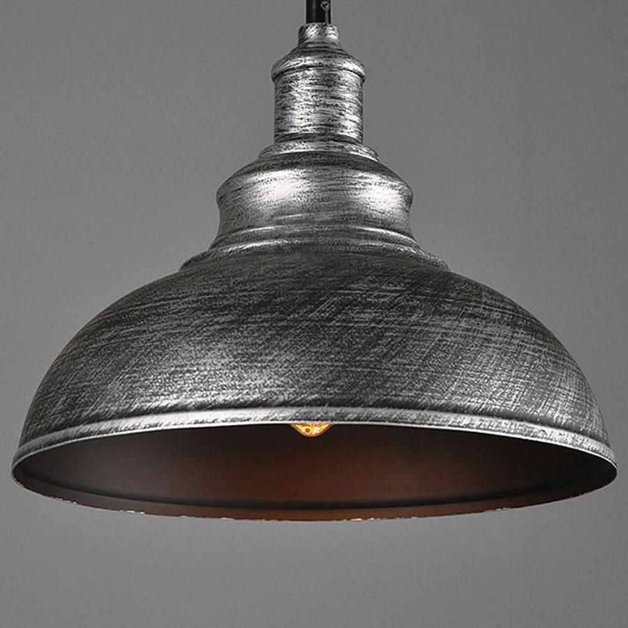 Modello di lampadario a sospensione in stile industriale n.11