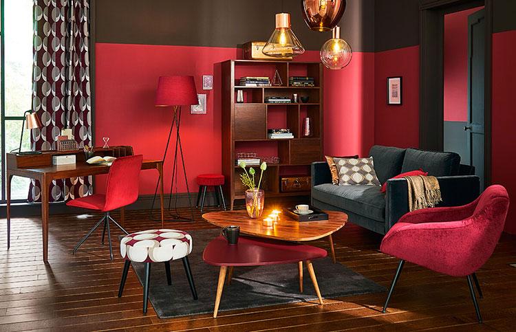 Arredamento per soggiorno vintage di Maison Du Monde n.03