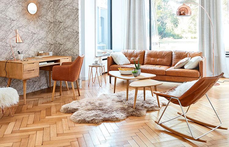 Arredamento per soggiorno vintage di Maison Du Monde n.05