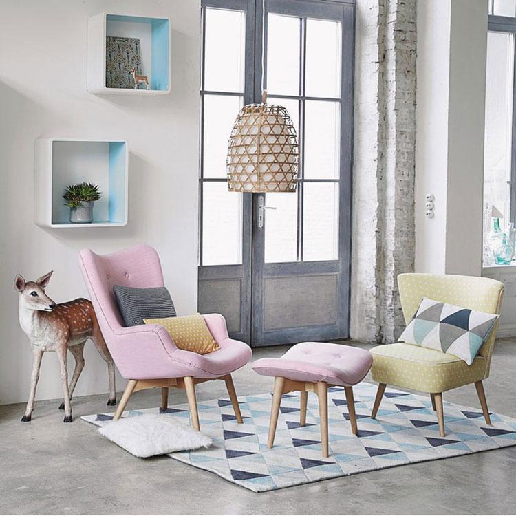 Arredamento per soggiorno vintage di Maison Du Monde n.10