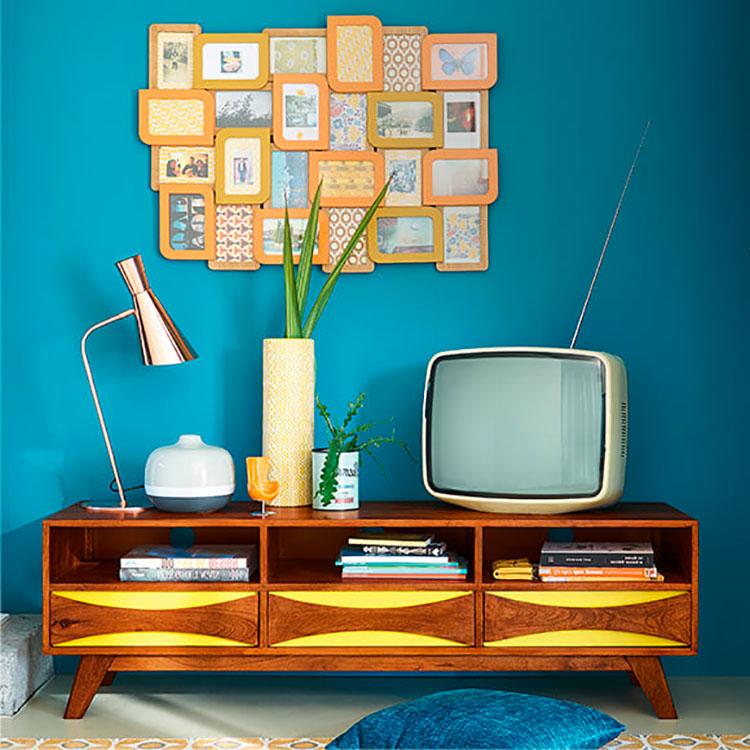 Arredamento per soggiorno vintage di Maison Du Monde n.11