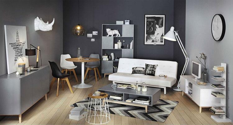 Arredamento per soggiorno vintage di Maison Du Monde n.12