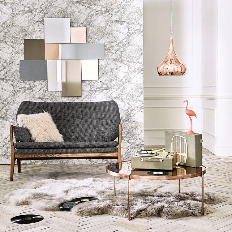 Arredamento per soggiorno vintage di Maison Du Monde n.14
