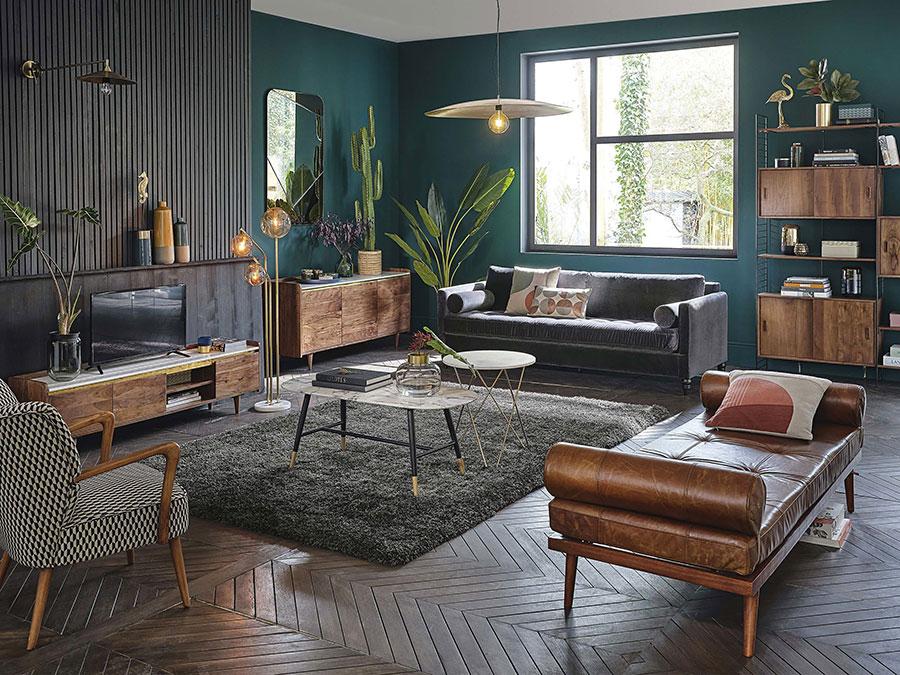 Arredamento per soggiorno vintage di Maison Du Monde n.17